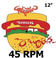 Flip Those Burgers - Vinile LP di Excepter
