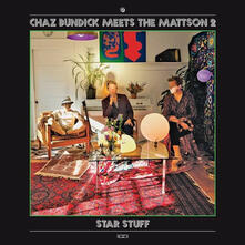 Star Stuff - Vinile LP di Mattson 2,Chaz Bundick