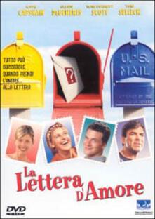 La lettera d'amore (DVD) di Peter Ho-Sun Chan - DVD