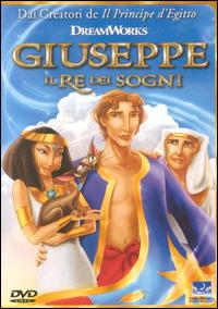 Locandina Giuseppe il re dei sogni