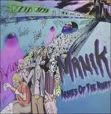 Armies of the Night - Vinile LP di Manik
