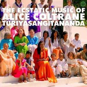 CD World Spirituality Classics vol.1 Alice Coltrane