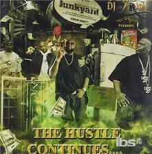 Hustle Continues - CD Audio di DJ Ruda