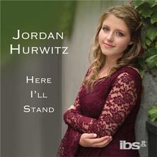 Here I'll Stand Ep - CD Audio di Jordan Hurwitz