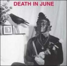 The Wall of Sacrifice - Vinile LP di Death in June