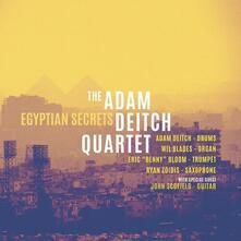 Egyptian Secrets - Vinile LP di Adam Deitch
