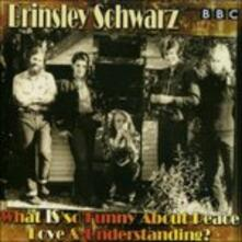 What is Funny About Peace - CD Audio di Brinsley Schwarz