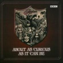 About as Curious as it Can be - CD Audio di Gryphon