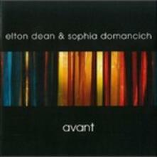 Avant - CD Audio di Elton Dean,Sophia Domancich