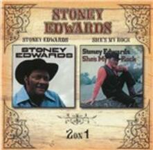 Stoney Edwards - She's my Rock - CD Audio di Stoney Edwards