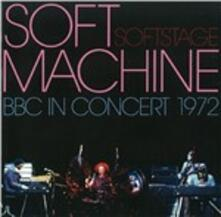 BBC in Concert 1972 - CD Audio di Soft Machine