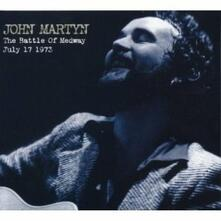 The Battle of Medway - CD Audio di John Martyn