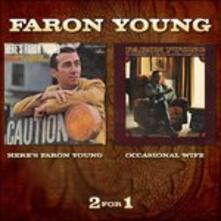 Here's Faron Young - CD Audio di Faron Young