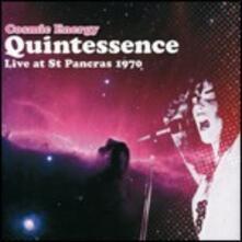 Cosmic Energy. Live at St Pancras 1970 - CD Audio di Quintessence