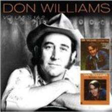 Volumes 1 & 2 - CD Audio di Don Williams