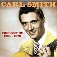 Best of. 1951-1970 - CD Audio di Carl Smith