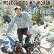 Welcome to My World - CD Audio di Ray Price