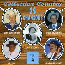 Collection Country 4 - CD Audio