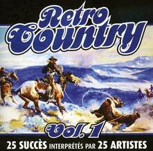 Retro Country 1 - CD Audio