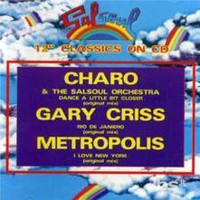 Dance a Little Bit Closer - Vinile LP di Salsoul Orchestra,Metropolis,Charo,Gary Criss