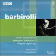 Sinfonia N.35 - CD Audio di Wolfgang Amadeus Mozart,Sir John Barbirolli,London Symphony Orchestra