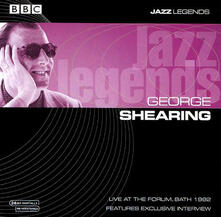 Live at the Forum, Bath - CD Audio di George Shearing