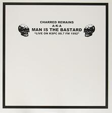 Live On Kscp 88.7fm 1992 - Vinile LP di Man Is the Bastard