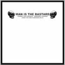 Anger and English (Limited Edition) - Vinile 10'' di Man Is the Bastard