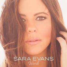 Words - CD Audio di Sara Evans