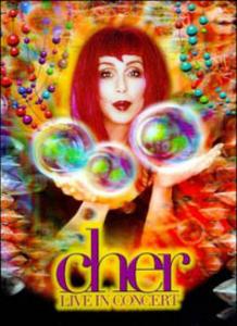 Film Cher. Live in Concert
