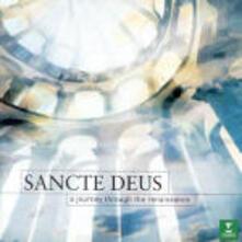 Sancte Deus - CD Audio di Oxford Choir of New College,Edward Higginbottom