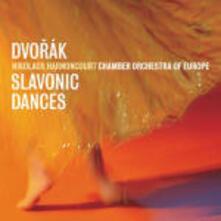 Danze slave op.46, op.72 - CD Audio di Antonin Dvorak,Nikolaus Harnoncourt,Chamber Orchestra of Europe