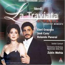 La Traviata (Selezione) - CD Audio di Giuseppe Verdi,Zubin Mehta
