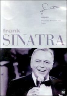 Frank Sinatra. Sinatra In Japan (DVD) - DVD