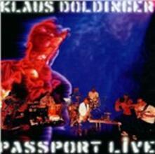 Passport Live - CD Audio di Passport