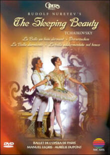 Piotr Ilyich Tchaikovsky. The Sleeping Beauty. La bella addormentata nel bosco - DVD