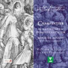 Noels - Messe de Minuit - CD Audio di Marc-Antoine Charpentier,William Christie,Les Arts Florissants