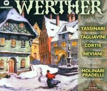 Werther - CD Audio di Jules Massenet,Francesco Molinari-Pradelli