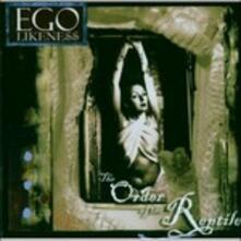 The Order of the Reptile - CD Audio di Ego Likeness
