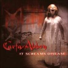It Screams Disease - CD Audio di Carfax Abbey