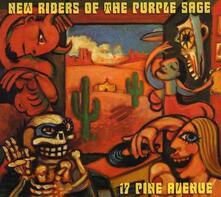 17 Pine Avenue - CD Audio di New Riders of the Purple Sage