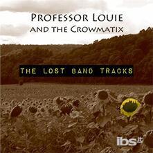 Lost Band Tracks - CD Audio di Professor Louie