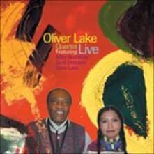 Live - CD Audio di Oliver Lake