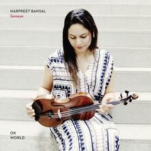 Samaya - CD Audio di Harpreet Bansal