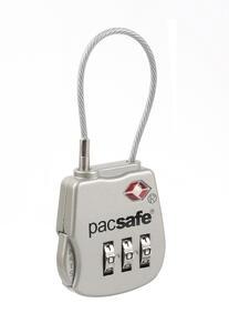 Lucchetto TSA con combinazione a 3 cifre Pacsafe Prosafe 800