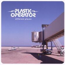 Different Places - CD Audio di Plastic Operator