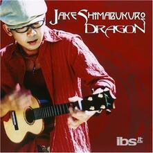 Dragon - CD Audio di Jake Shimabukuro