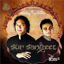 Sur Sangeet - CD Audio di Ustad Dildar Hussain,Abrar Hussain