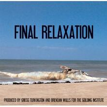 Final Relaxation - CD Audio