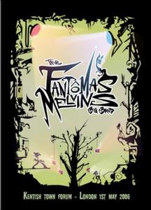 Film Fantomas Melvins Big. Live From London 2006